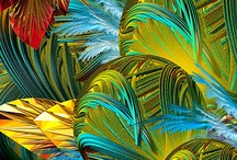 cuadros y colores / by Montse N.T.