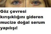 Göz kırışık krem