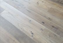 Rustic Floors bandsawn by Criterion flooring / Rustic and textured floor finishes