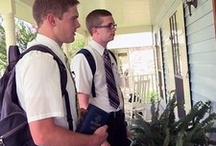 Missionary Work / LDS Missionary Work is the Best! / by MormonLink.com