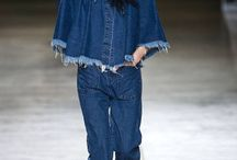 TREND ALERT 5: FRAYED / Has been pioneered by Marques Almeida and now it's everywhere...