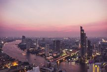 Bangkok / Bangkok is the one of most charming city in the South East Asia. It was the second most tourist destination after London in 2015.