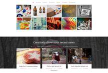 Favorite Website Themes