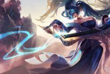 League of Legends / Diseño de personajes