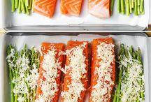 Salmon Recipes / Just pure salmon awesomeness