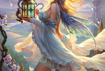 Dragons&faeries