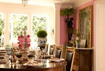 Dining Rooms / by Mimi Williams