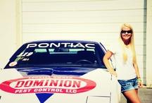Boltz Racing and Dominion sponsored racecar