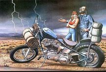 biker section