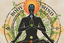Body. Mind. Soul. (And yoga.) / Reminders to take care of you! Ayurveda, chakras, meditation, affirmations, positivity. Be mindful and grateful. Find inner peace. Relax. Do yoga. Be the best you. Love yourself! / by Kellie Lombard