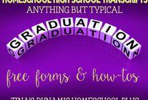 Homeschooling HIGH SCHOOL grades
