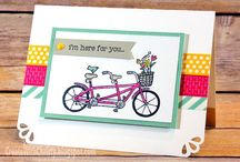 Stampin' Up! - Pedal Pusher / by Kim Miller