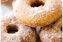 Donuts and Pretzels