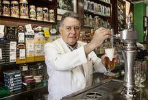 Lugares que catar, Madrid / Lugares donde comer o tomar tapas en Madrid