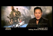 G.I Joe: Retaliation Interviews / by Talking Pictures