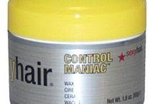gel cheveux