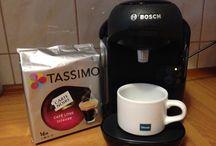 Bosch Tassimo / Testowanie ekspresu do kawy Tassimo Bosch