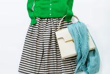グリーン ファッション