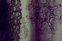 textiles / by Colette Weitzel