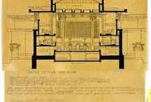 FLLW Architecture / by Nelson Brackin