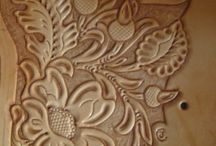 Leather Tooling/Carving