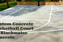 Custom Concrete Creations