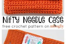 Crocheting & Knitting