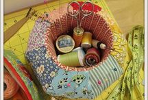 Pin Cushions!!! / by Holly Kruger