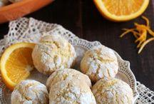 Biscotti all'arancio