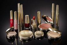 Maquillage Golden Line par Evora