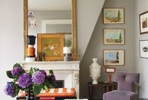 living room - room for living / by Becky Cressy