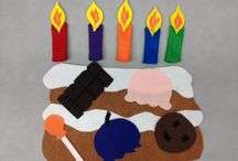 Birthday Time! / Ideas for throwing a Signing Time birthday party, holding a birthday themed class and/or storytime!