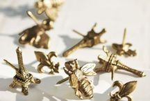 Push pins / Decorative thumbtacks & pushpins   DIY ideas, cool products, & inspiration