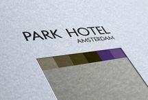 Parkhotel branding / Corporate branding Parkhotel Amsterdam