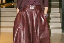Leather as a tip