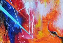Abstract colorfull