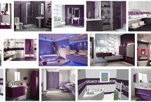 Guide couleur salle de bain / Choix & Association Des Couleurs D'une Salle De Bain !   Souvent méprisée au profit des pièces où I'on passe plus de temps comme la chambre ou le salon, la salle de bain est pourtant le lieu le plus intime de la maison.