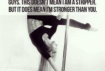 Gymspiration Quotes <3 / gym, fitness, poledance, pole, dance, meme, poledance meme, fitbody, abs, muscles, gymaholic, healthylifestyle