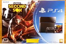 Pack PS4 inFamous Second Son - Deballage (Unboxing) & Pictures