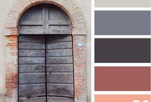 color dream spaces / by Irene Zanni