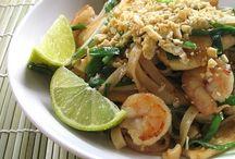 Ricette thai / Ricette dalla cucina tailandese
