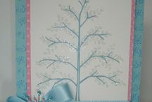 Created cards....winter / by Rhonda Potts