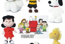 Snoopy, Woodstock and Charlie Brown / Peanuts characters :- Snoopy, Woodstock, Charlie Brown from the film t be released in December.