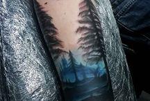 Lukáš tetování