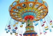 Carnivals -Amusement Rides / Carnivals -Amusement Rides