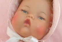 Favorite Dolls of the 1950's- 60's / by Janice