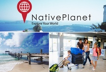 """Travel & Places / """"NativePlanet.com is a travel and tourist information site-guide with travel destinations, attractions, maps, photos etc which helps to enhance your travel experience with its endless information.""""  / by Oneindia"""
