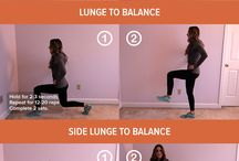 Balancing and breathing class
