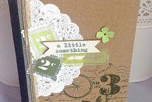 Journals / by Dee Tollaksen