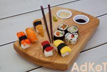 Chopping Boards - Sushi